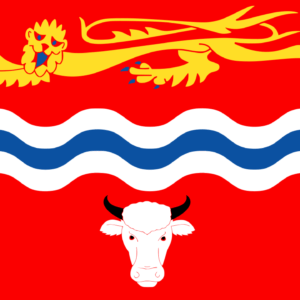 Herefordshire County flag