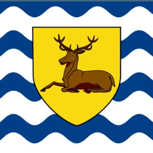 Hertfordshire County flag