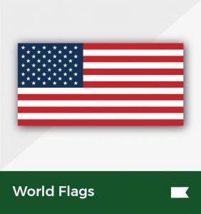 World flags Enviroflag