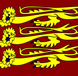 English Standard flag