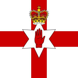 Northern Island flag