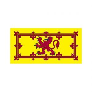 Scottish Standard flag