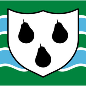 Worcestershire county flag