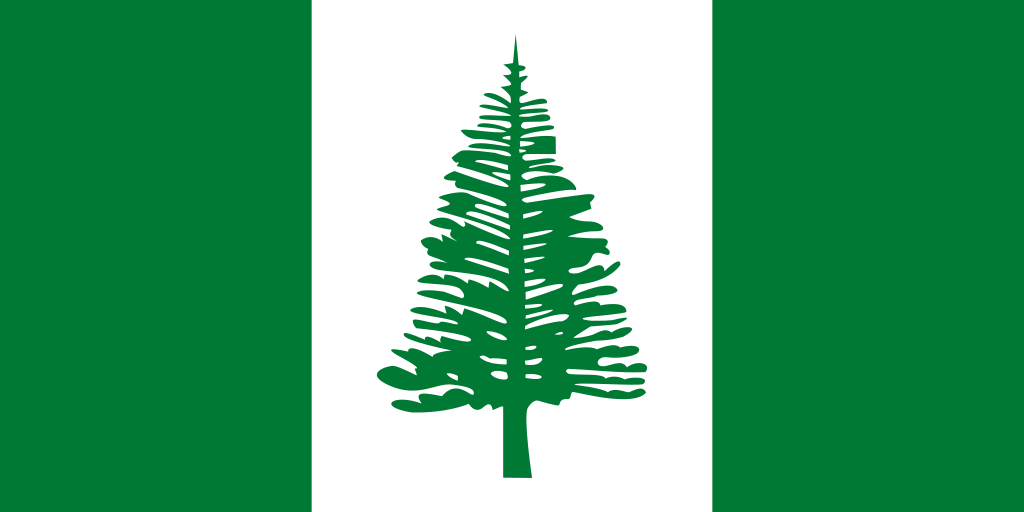 Norfolk Isles Flag